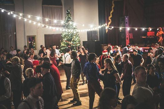 12th Annual Red Hot Holiday Ball - Free