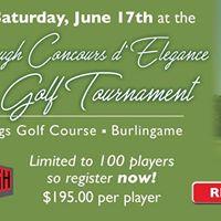 2017 Hillsborough Concours dElegance Golf Tournament