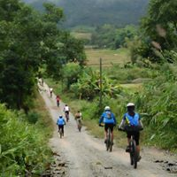 Chiang Rai - Cycle to The Golden Triangle