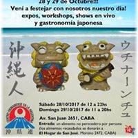 Da Mundial del Uchinanchu en la Argentina
