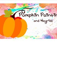 Pumpkin Painting and Hayride