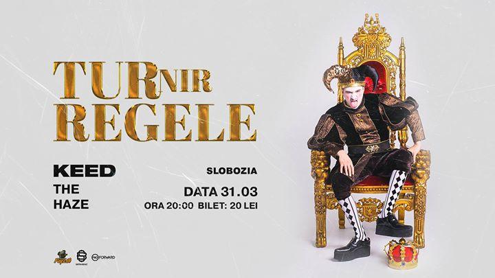 Keed - Concert lansare album Regele - Slobozia 31.03.2018