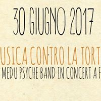 Firenze la Medu Music Band in concert