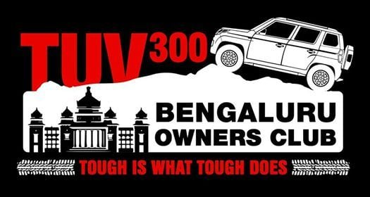 Freedom Drive 2nd Anniversary For Bangalore TUV Owners Group