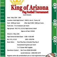 Kings of Arizona 7 v 7 Tournament