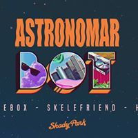 Astronomar and Bot at Shady Park Tempe