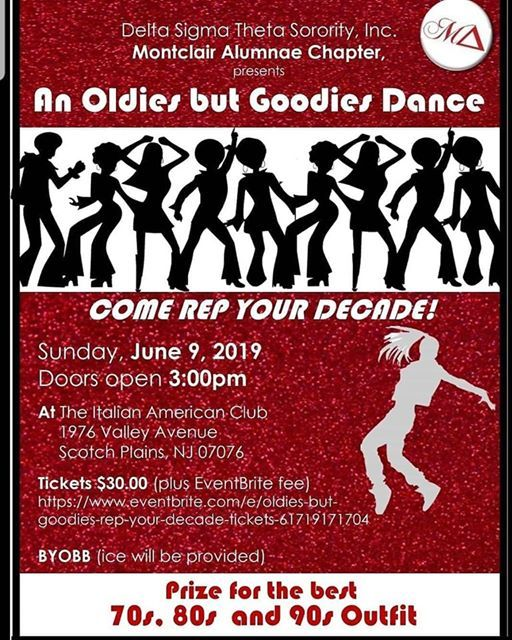 An Oldies but Goodies Dance: Come Rep Your Decade at Italian
