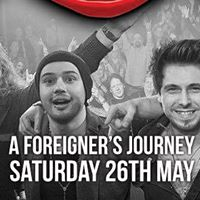 A Foreigners Journey - Saturday 26th May