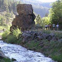 Deadwood Mickelson Trail Marathon and Half Marathon