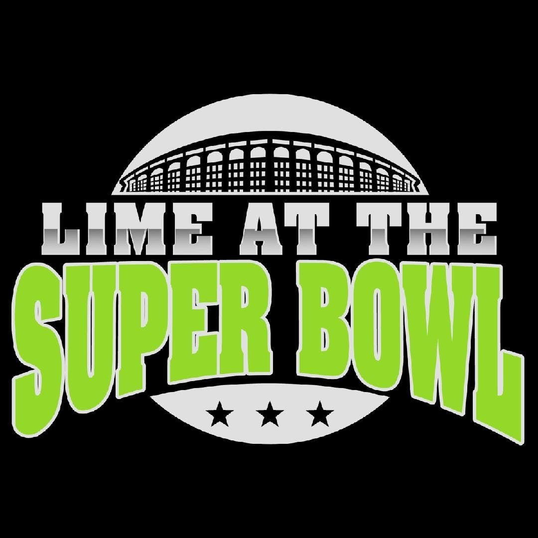 Lime Tailgate Party during Superbowl LIII - (53rd Edition)