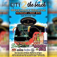 City2TheBeach Service Industry Beach Bash