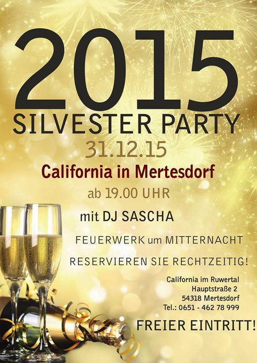 silvester party aachen