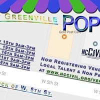 West Greenville POP UP 2017