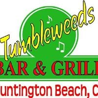 The Blue Machine Band Tumbleweeds Bar &amp Grill