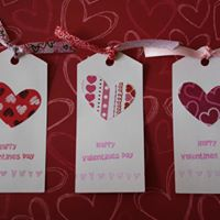 Color a Valentine Bookmark