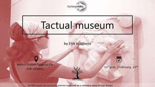 Tactual Museum  ESN in Athens