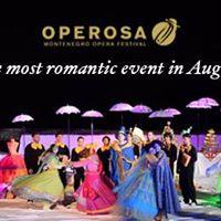 Operosa Montenegro Opera Festival 2017