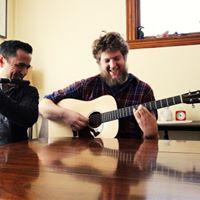 Owen Marshall and Hanz Araki in a Benefit Concert