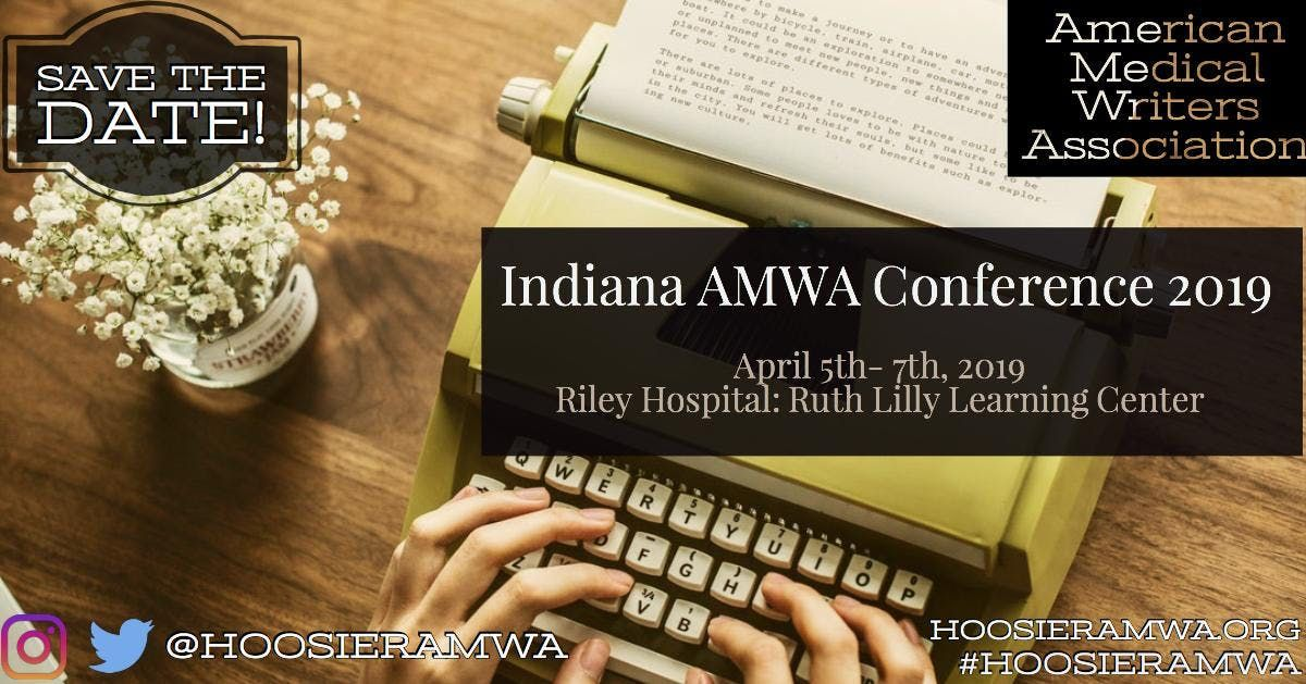 2019 American Medical Writers Association Indiana Chapter Conference