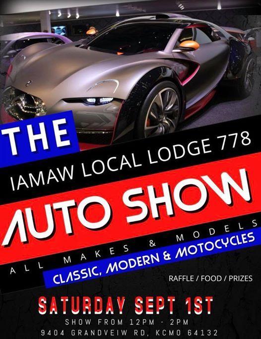 IAMAW Local Car Show Kansas City - Car show kansas city today