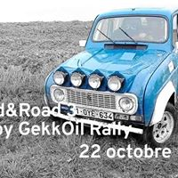 Mud &amp Road by GekkOil Rally  Third Edition