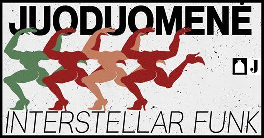 Juoduomen Interstellar Funk 09.15
