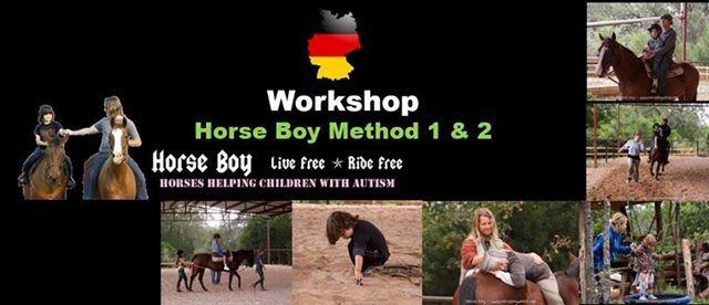 De Wiesbaden Auringen - Horse Boy Method 1 & 2