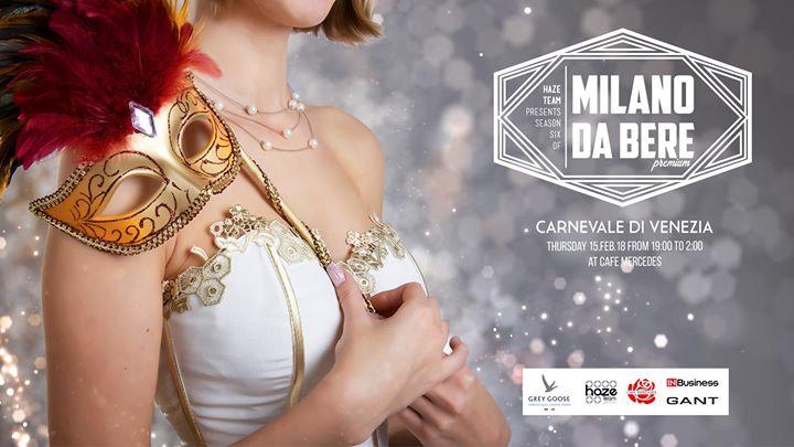 MdB - Carnevale Di Venezia