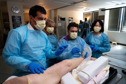 Introduction to MSKl Ultrasound with Optional Human Cadaver Lab