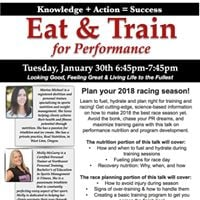 Eat &amp Train for Performance