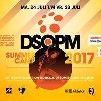 DSOPM Summercamp 2017