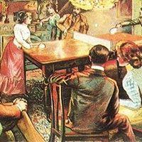PONG CLUB mit Boogiemann  Keller