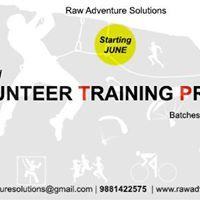 Certified Volunteer Training Program