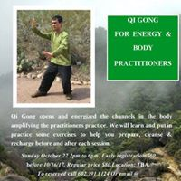 Qi Gong for Energy Workers