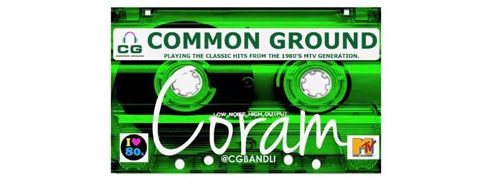 Common Ground Returns to Popeis of Coram