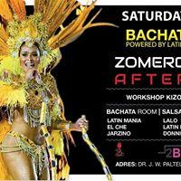 Zomercarnaval afterparty Bachatalounge Zaterdag 29 juli 2017