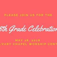 8th Grade Celebration