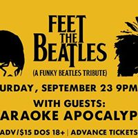 Feet The Beatles- a Funky Tribute with Foot Patrol