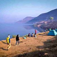 Bhivpuri Lake Side Camping