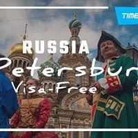 VIS St. Petersburg Trip