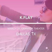 K.Flay in Dallas