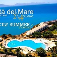 Citt del Mare 02 04 Giugno &quot Sicily Summer Festival &quot