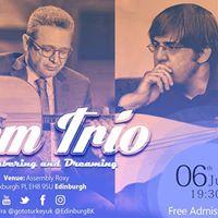 Dem Trio Concert in Edinburg