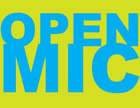 Monday Night Very Open Mic with Paul Higgins