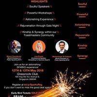 Sparks conference