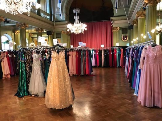 Evening Dress Outlet Estonia at The Von Stackelberg Hotel