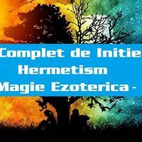 Curs de Initiere in Magie Ezoterica - Hermetism