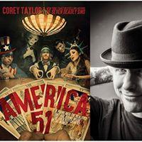Corey Taylor Book Signing