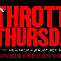 Throttle Thursday Round 4 at Dillon Brother Omaha