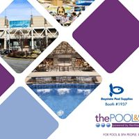 The pool and spa show 2016 at atlantic city convention for Pool and spa show atlantic city 2016